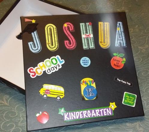 Joshua's Memory Box