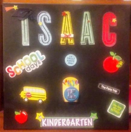 Isaac's Memory Box
