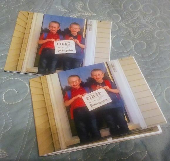 Kindergarten Photo Album